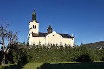 Church of St. Nicholas, Spodnja Sorica, Slovenia