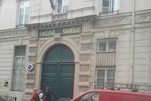 College Stanislas, Paris, France