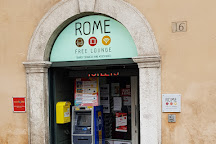 Rome Free Lounge, Rome, Italy