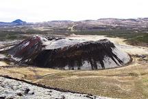 Grabrok Crater, Bifrost, Iceland