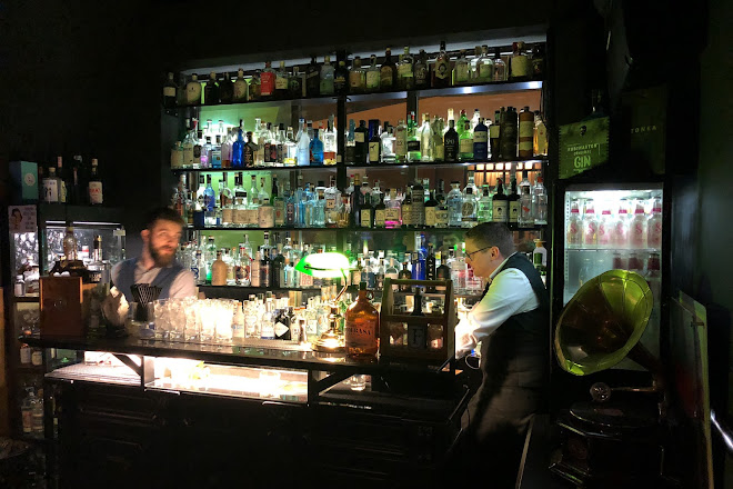 Visit Cloakroom Cocktail Lab On Your Trip To Treviso Or Italy