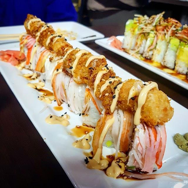 Bushido Sushi and Japanese Food