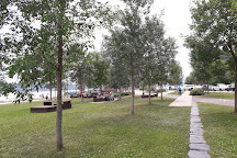 La Promenade Samuel-De Champlain, Quebec City, Canada