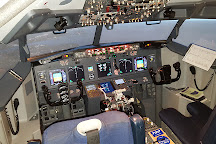 Flightdeck Flight Simulation Center, Anaheim, United States
