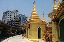 Sule Pagoda, Yangon (Rangoon), Myanmar