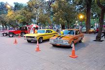 Plaza Libertad, Santiago del Estero, Argentina
