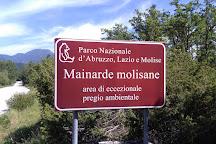 Lago di Castel San Vincenzo, Cerro Al Volturno, Italy