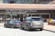 National Motorcycle Museum, Birmingham, United Kingdom