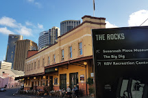 The Rocks Markets, Sydney, Australia