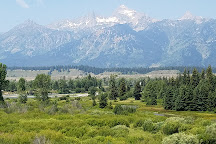 Blacktail Ponds Overlook, Moose, United States