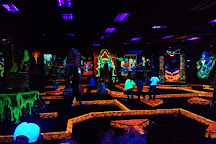 Monster Mini Golf, Edmonton, Canada