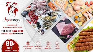 Indofoody - Buy Online Fresh Chicken, Fish, Seafood & Mutton in Indore