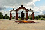 Памятник Князю Владимиру на фото Новочебоксарска