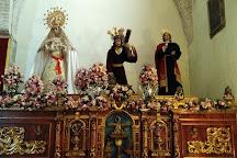Iglesia de la Magdalena, Jaen, Spain