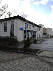 Arion Banki ATM reykjavik iceland