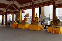 Wat Kalayanamit Varamahavihara, Bangkok, Thailand