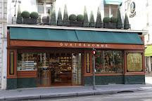 Fromagerie Quatrehomme, Paris, France