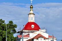 Church Voskoeseniya Slovusheye, Kolomna, Russia