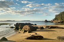 Pedras Altas Beach, Guarda do Embau, Brazil