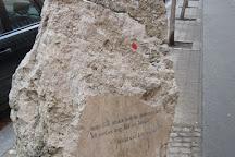 Carl Lutz Memorial, Budapest, Hungary