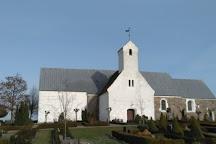 Todbjerg Kirke, Todbjerg, Denmark