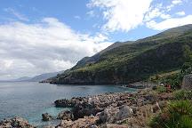 Cala Tonnarella dell'Uzzo, San Vito lo Capo, Italy