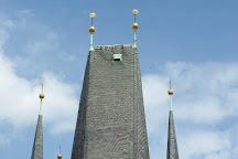 Lesser Town Bridge Tower, Prague, Czech Republic