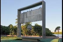 Tortura Nunca Mais Monument, Recife, Brazil