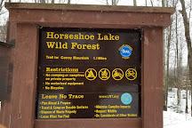 Coney Mountain Trail, Tupper Lake, United States