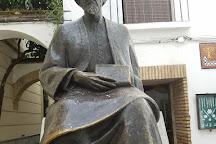 Estatua de Maimonides, Cordoba, Spain
