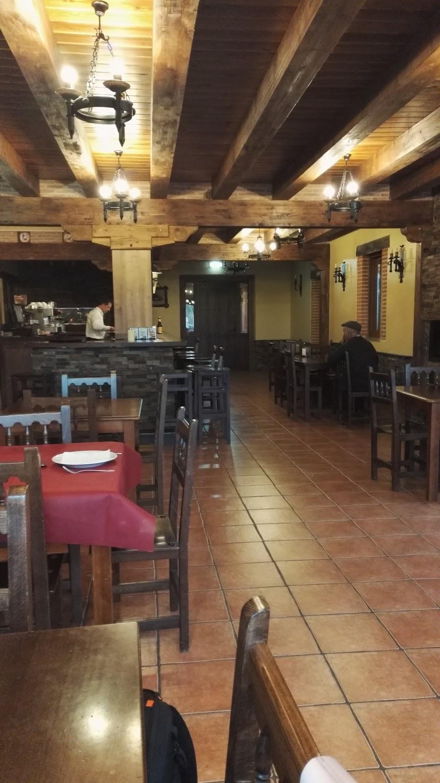 Hospederia Los Reales Restaurante