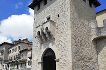 Porta San Francesco, City of San Marino, San Marino