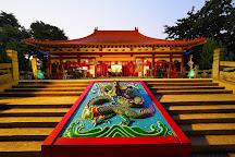 Chiayi Confucian Temple, Chiayi, Taiwan