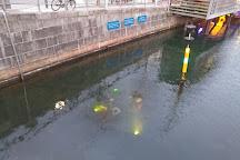 Agnete and the Merman (underwater sculpture), Copenhagen, Denmark