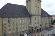 Schoneberg Rathaus, Berlin, Germany