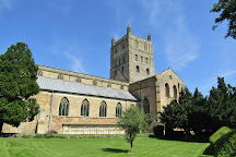 Tewkesbury Abbey, Tewkesbury, United Kingdom