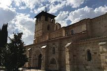 La Iglesia de Santa Maria Magdalena, Zamora, Spain