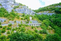 Le Petit Train de Rocamadour, Rocamadour, France