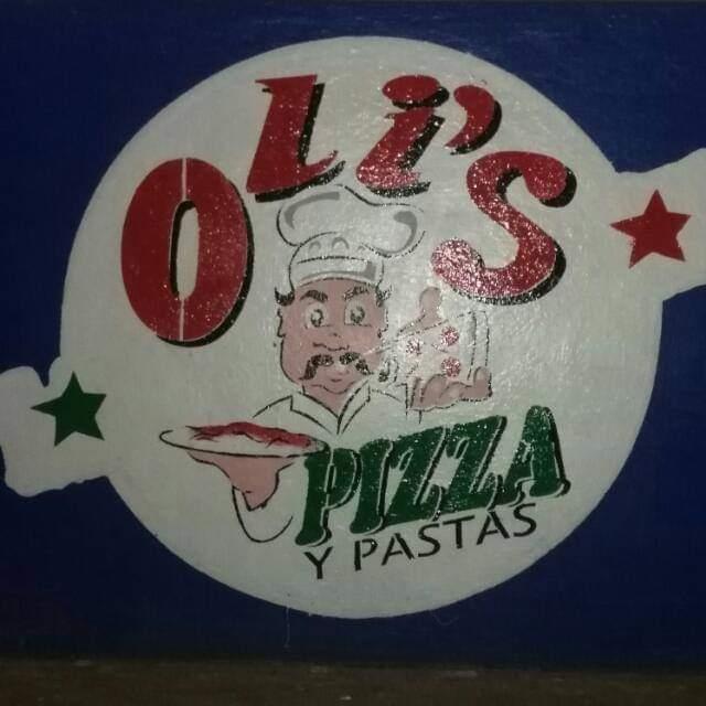 Oli's pizza
