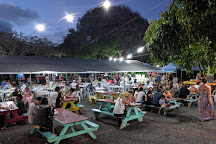Muri Night Market, Ngatangiia, Cook Islands
