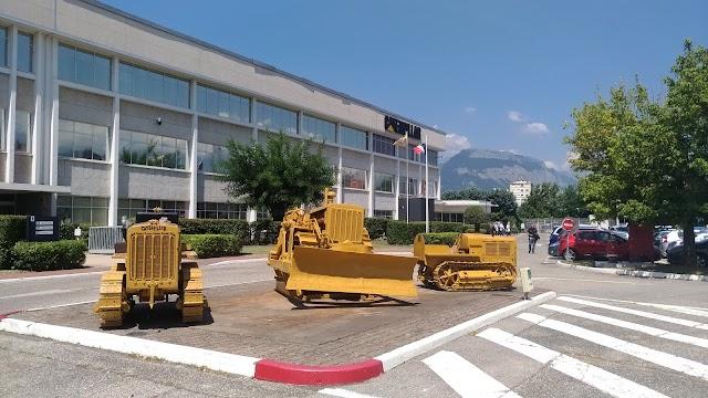 Caterpillar Grenoble