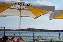 Mola Beach Cunda, Cunda Island, Turkey