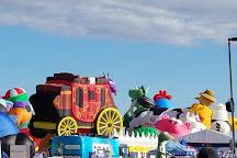 Albuquerque International Balloon Fiesta Presented by Canon, Albuquerque, United States