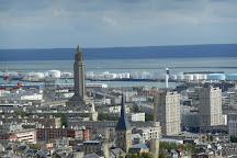 Les Jardins Suspendus, Le Havre, France