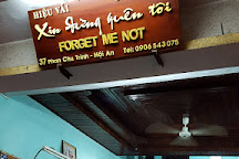 Miss Forget Me Not, Hoi An, Vietnam