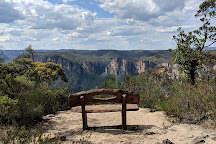 Anvil Rock Lookout, Blackheath, Australia