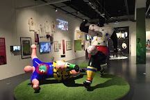 Musee National du Sport, Nice, France