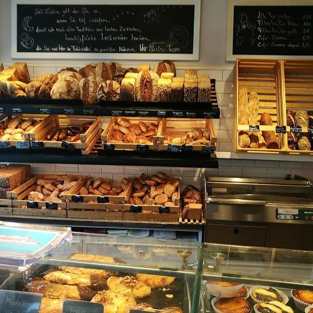 Cafe Luise Kleine Backerei