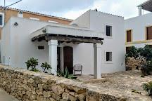 Church of Sant Francesc Xavier, Formentera, Spain
