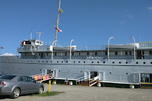 The SS Keewatin, Port McNicoll, Canada
